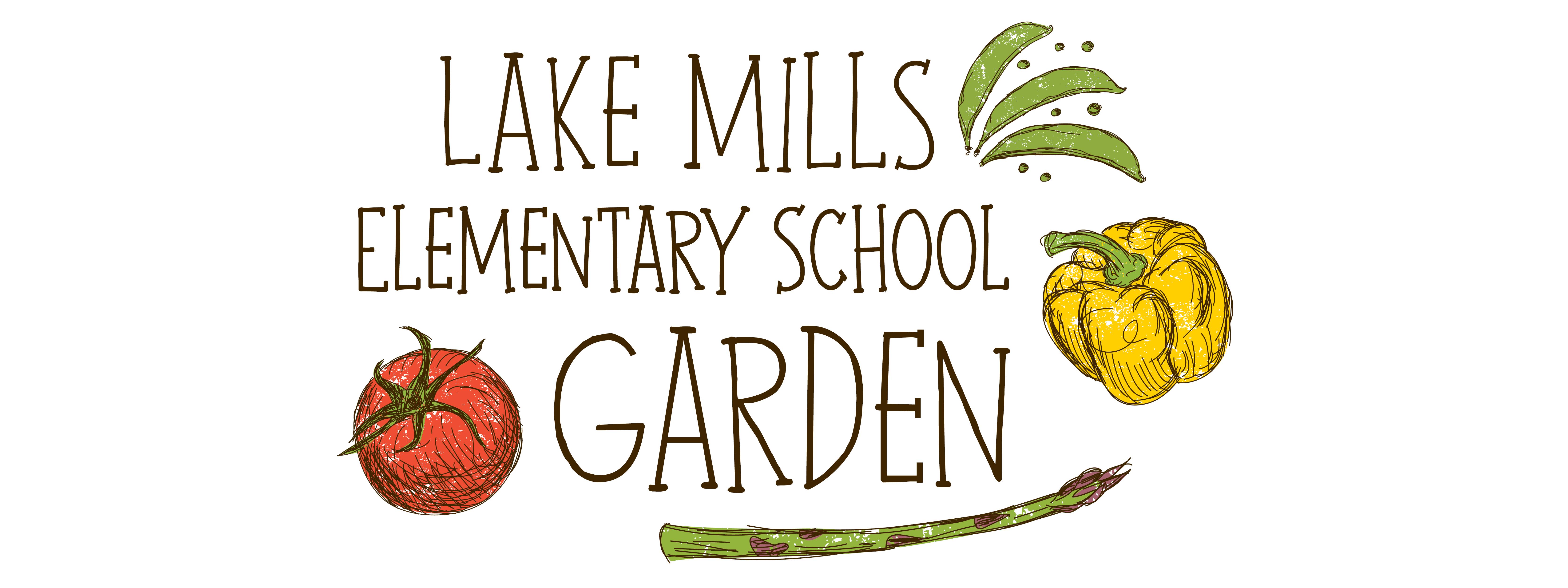 Lake Mills Elementary Garden